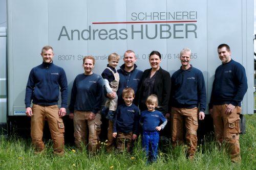 Team Schreiner Andreas Huber 2016